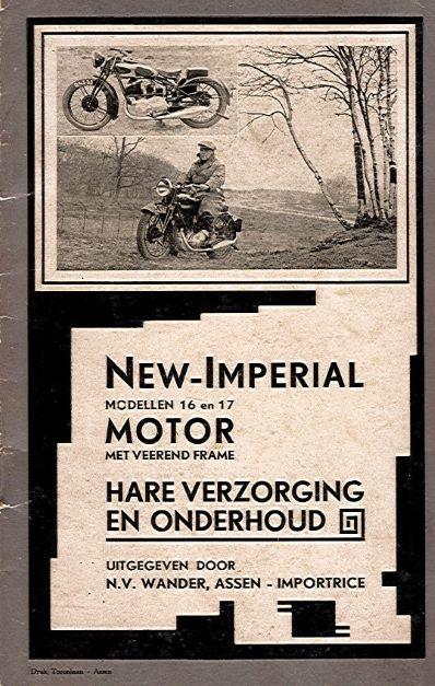 New-ImperialModellen16en17VerzorgingOnderhoud