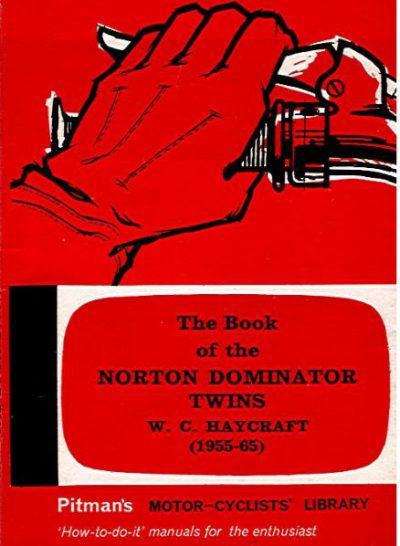 NortonBookOfNortonDominatorTwins1955-65