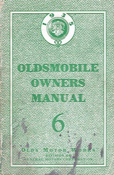 OldsmobilOwnersManual6