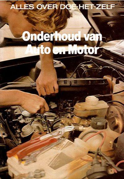 OnderhoudAutoMotorMetKaft