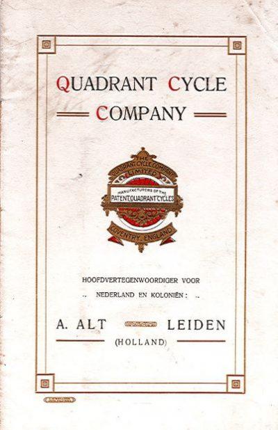 QuadrantCycleCompanyLeidenBrochure