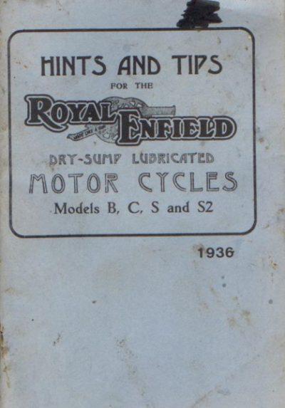 RoyalEnfieldHintsTips1936repr [website]