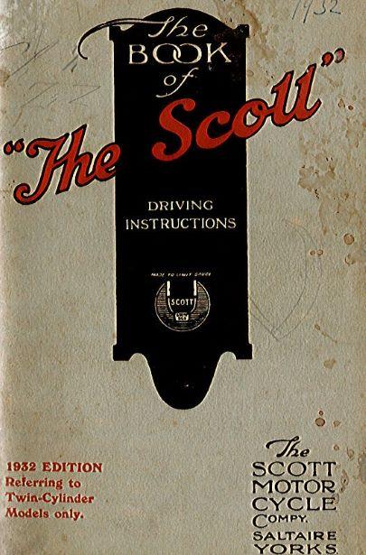 ScottBookofDrivingInstr1932Replica