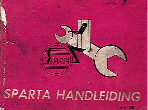 SpartaHandlGI50
