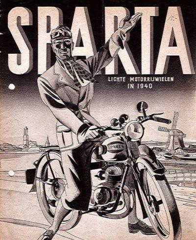 SpartaVerkoopfolder1940