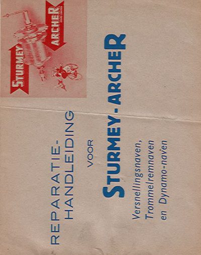 SturmeyArcherReparatieHandleiding
