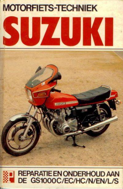 SuzukiGS1000MotorfietsTechniek