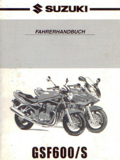 SuzukiGSF600SFahrerhandbuch [website]