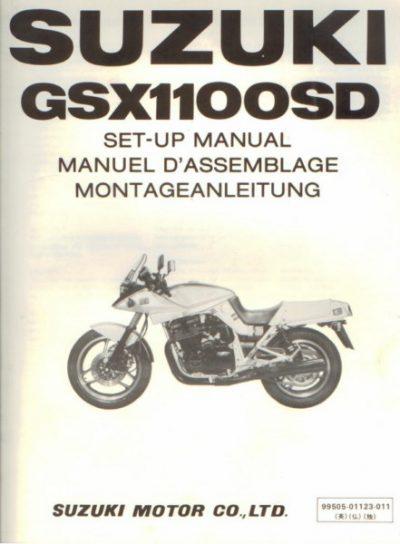 SuzukiGSX1100SDSet-upManual [website]