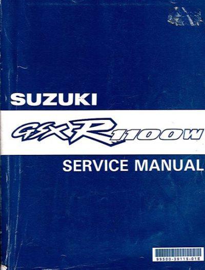SuzukiGSXR1100WServiceManual