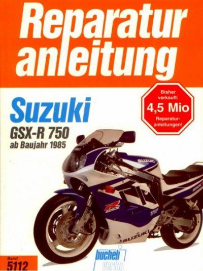 SuzukiGSXR750ReparaturAnleit [website]