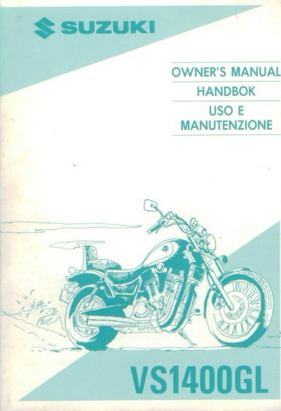 SuzukiVS1400GLOwnersManual [website]