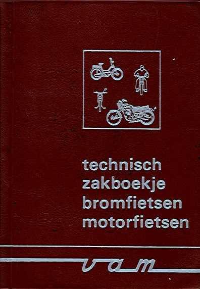 TechnischZakboekjeBromfietsenMotorfietsen