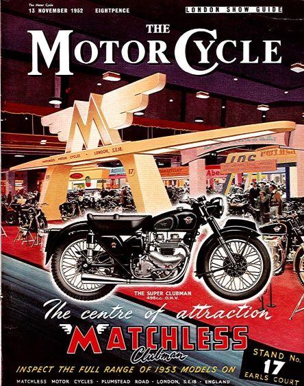 TheMotorCycleLondonShowGuide1952