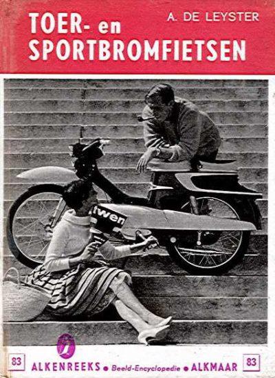 ToerSportbromfietsenAlken83