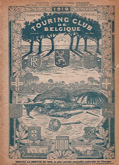 TouringClubBelgiqueNov1919