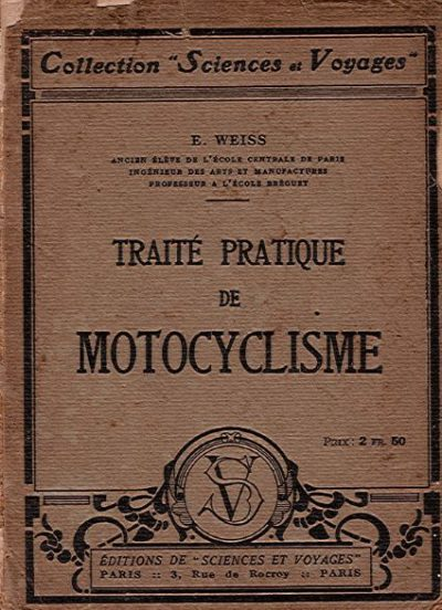 TraitePratiquedeMotocyclisme-CollSciencesVoyages