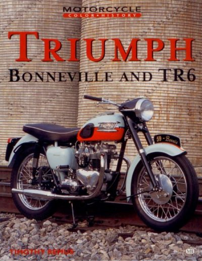 TriumphBonnevilleTR6 [website]