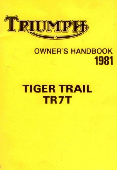 TriumphOwnersHand1981Tiger [website]