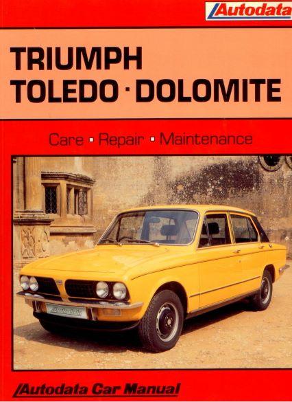 TriumphToledoDolomiteAutodata