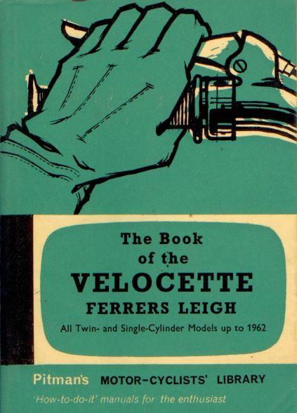 VelocetteBookof1963groen