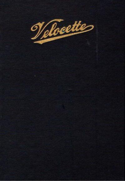 VelocetteShowalbum [website]