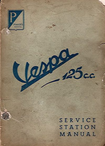 Vespa125ccServiceStationManual
