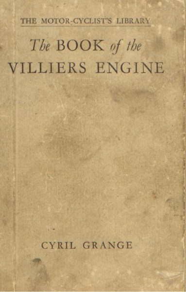 VilliersBook1931 [website]