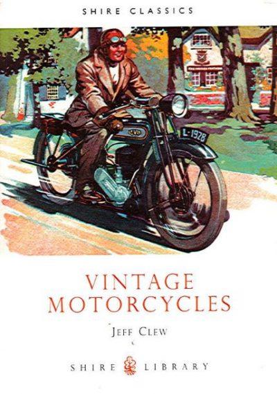 VintageMotorcyclesShireReprint