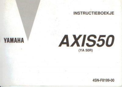 YamahaAxis50InstrBoekje [website]