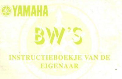 YamahaBWsInstrBoekje [website]