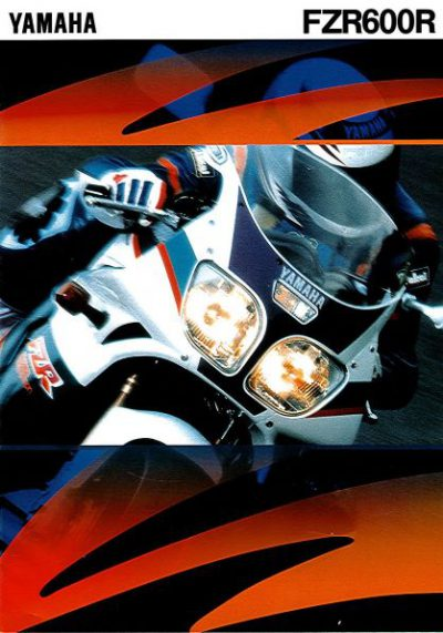 YamahaFZR600RBrochure