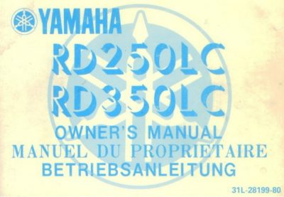 YamahaRD250LCownersMan [website]