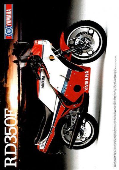 YamahaRD350FBrochure