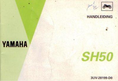 YamahaSH50handleidinggebruikt [website]
