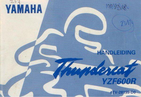 YamahaThundercatYZF600RHandl [website]