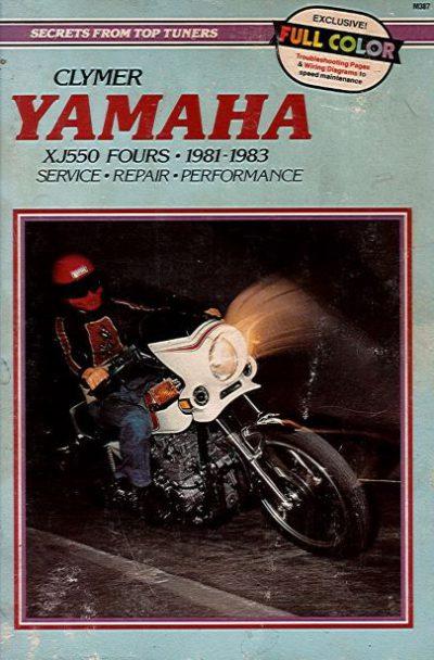YamahaXJ550FoursClymer