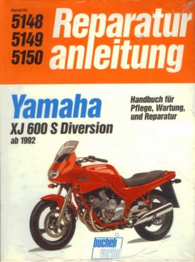 YamahaXJ600SDiversionRepAnleitung [website]