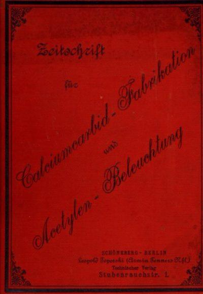 ZeitschriftFuerCarbidFabr1-1897 [website]