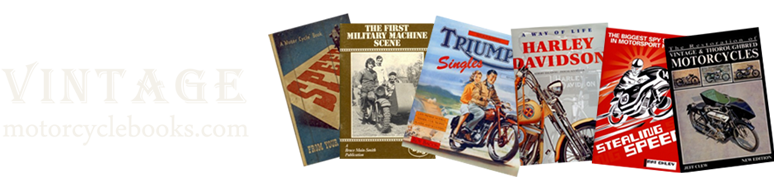 Vintage Motor Cyclebooks